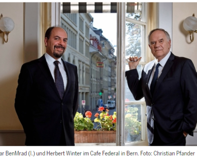 Erklärung der Muslime und Juden in der Schweiz gegen Juden-, Muslimfeindlichkeit und Rassismus und für den Dialog