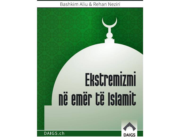 """Doli nga shtypi libri: """"Ekstremizmi në emër të Islamit"""""""
