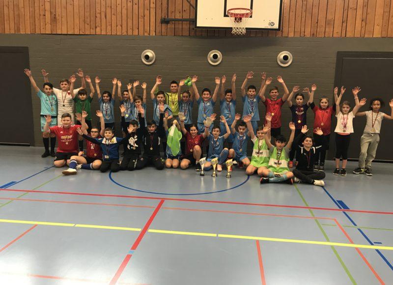 Kreuzlingen: Turnir tradicional i futbollit në Sallë