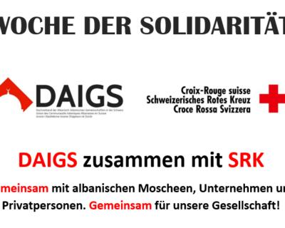 UBISHZ me aksion humanitar në shoqërinë zvicerane