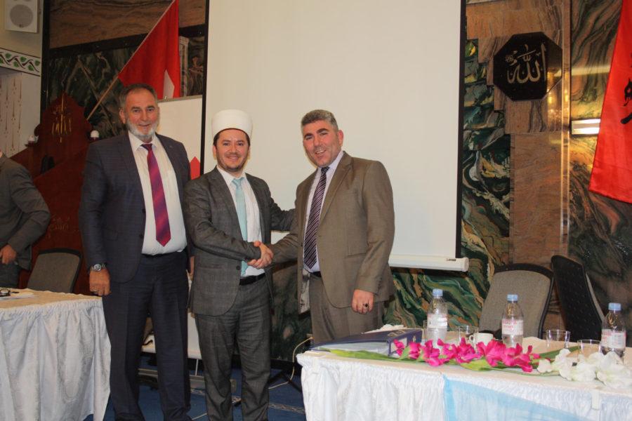 Avec l'union d'UBISHZ et de BISHZ, la communauté musulmane Albanaise s'installe en Suisse