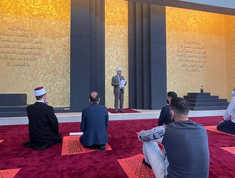 Fjalimi i nënkryetarit të KMSHZ-së me rastin e hapjes së xhamisë se re në Reinach